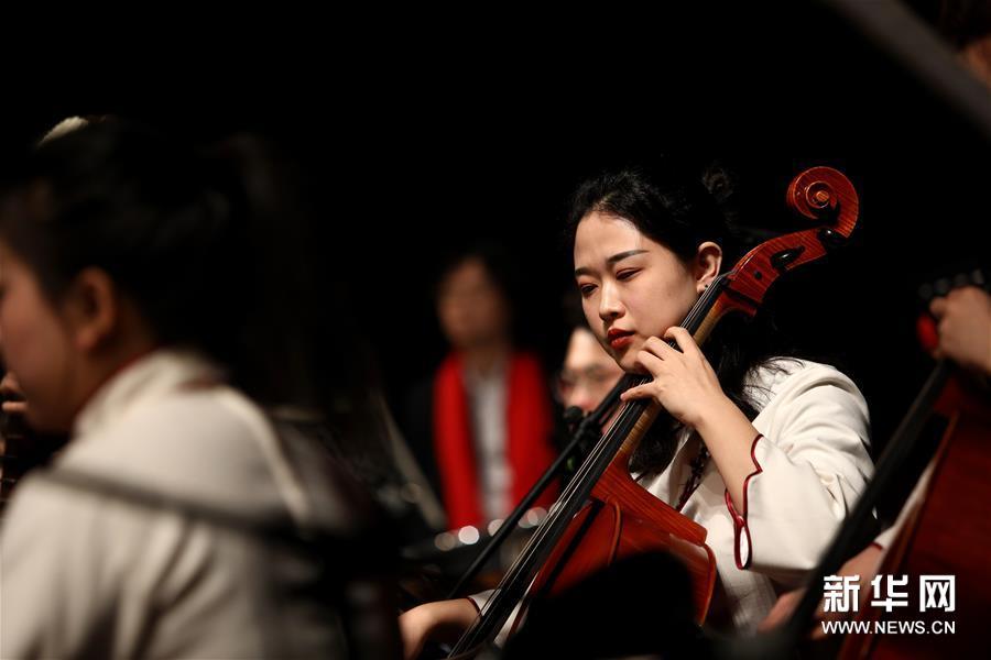 (国际)(6)《魅力丝路·陇上行》音乐会在萨拉热窝举行
