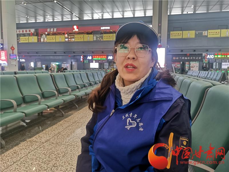 【新春走基层】兰铁志愿者牟玥梅:我的心里,有二百里风雪挡不住的炽热