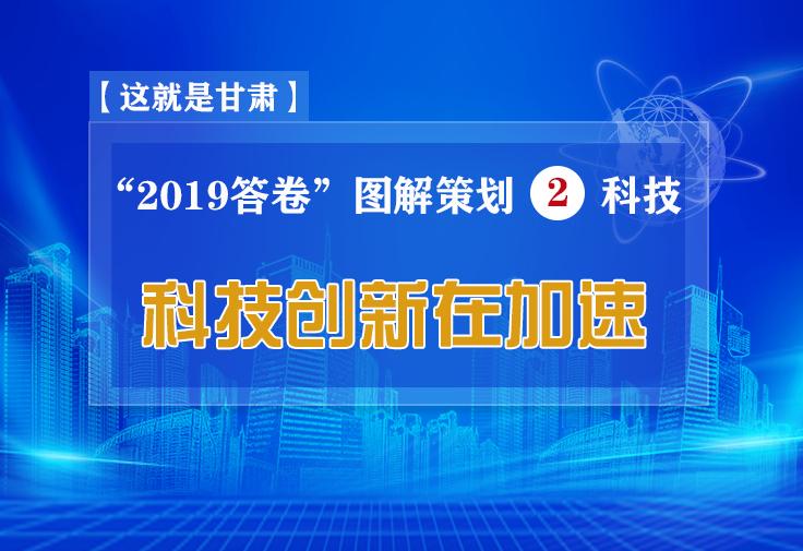 """两会策划丨2019甘肃科技创新""""答卷""""出来啦!请大家审阅"""