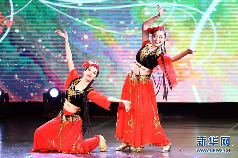 (国际)(3)2020埃及中国春节晚会在开罗举行