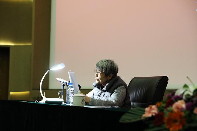 """理想·信念·青春——樊锦诗先生在敦煌研究院作""""莫高精神""""故事分享会"""