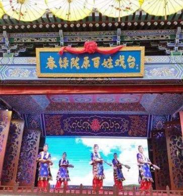 """甘肃:1600多场次文化活动展""""陇原年味"""""""
