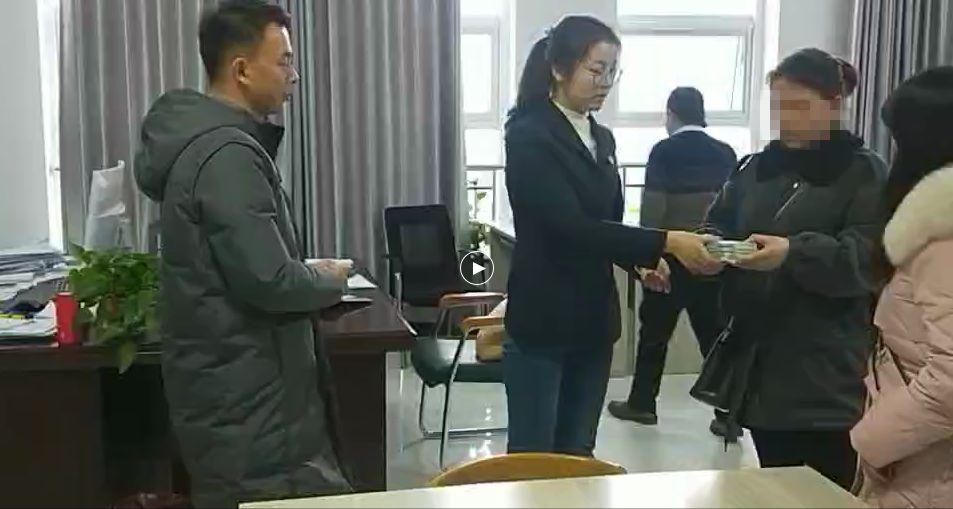 张掖山丹法院集中执行纪事 ---执行法官的铁面柔情