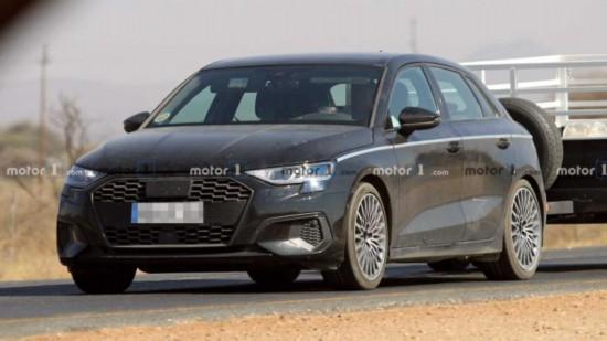 三厢版或加长 新国产奥迪A3将于4月量产