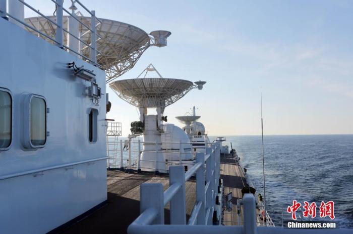 远望号测量船队完成2019年度任务凯旋