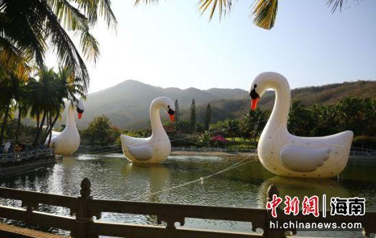 备战春节黄金周 三亚南山推出丰富文旅活动
