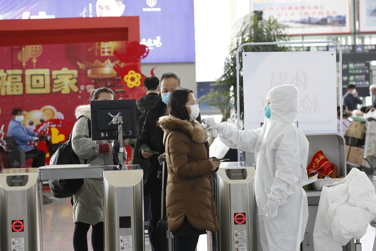 分秒必争阻疫情——甘肃省民航机场集团防控新型冠状病毒感染的肺炎疫情侧记