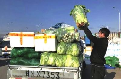 兰州:保障防控物资 稳定市场供应