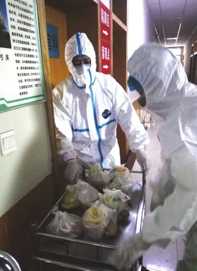 甘肃兰炭医院留观点的几个探访片段