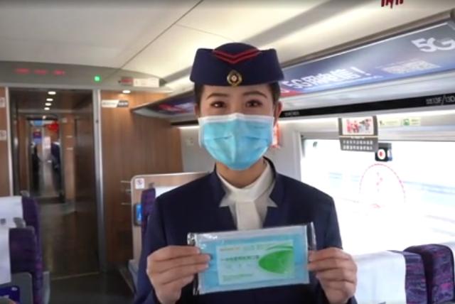 短视频|防疫小课堂④:节后返程防病毒,如何正确乘坐火车
