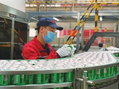 工业复工复产 农业春耕备耕 兰州市防疫情促生产做到两手抓两不误