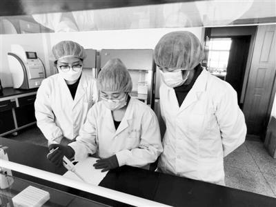 甘肃研制成功新冠病毒抗原和抗体快速检测试剂盒