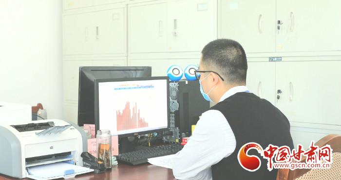 """【甘肃全民战""""疫""""】酒泉瓜州县:""""大数据+网格化""""实现防控精准化"""