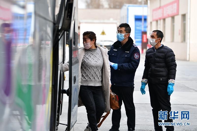 甘肃省内多条客运班线有序恢复运营