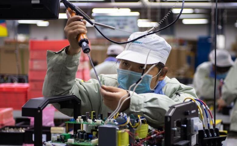 湖南株洲:规模以上工业企业复工超九成