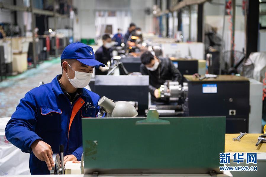 (聚焦疫情防控)(2)湖南株洲:规模以上工业企业复工超九成