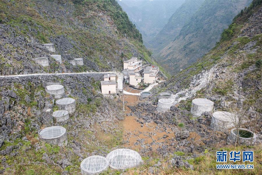 #(经济)(1)广西凤山:推进水柜建设 助力饮水保障