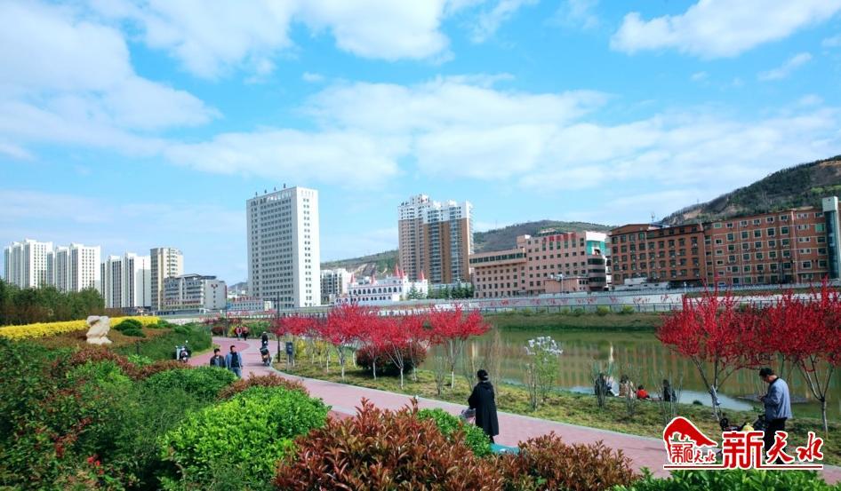 今年天水市计划完成国土绿化面积48.6万亩