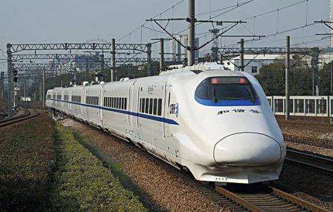 兰州铁路局加开兰州西至郑州动车组列车