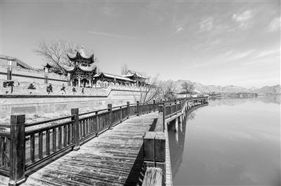 """甘肃旅游丨待疫情结束 带上家人去河口古镇""""穿越时空"""""""