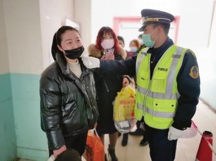 勇担守关责筑起防疫墙——陇南市运管系统全力开展疫情防控工作综述