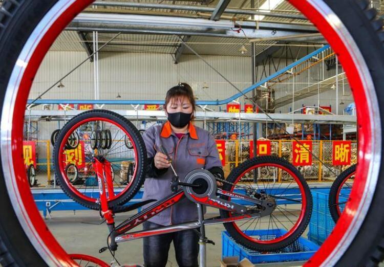 河北曲周:企业复工复产忙