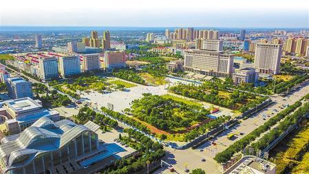 黄土塬上生态城——庆阳市推进海绵城市建设试点工作综述