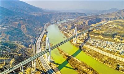 兰州的桥丨三江口,看桥看风景