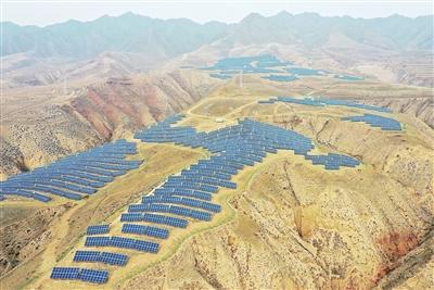 总投资2.25亿元的永靖县光伏扶贫第二批追加项目现已实现并网发电