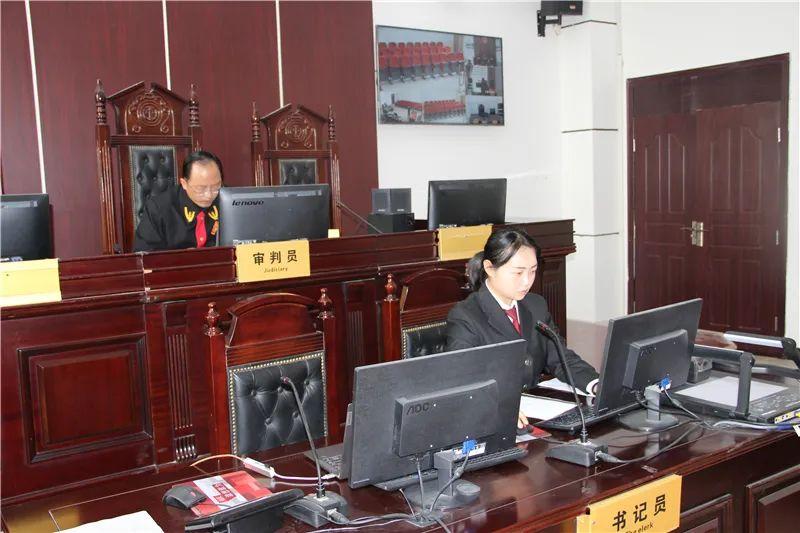 礼县法院快速审结一起盗窃案