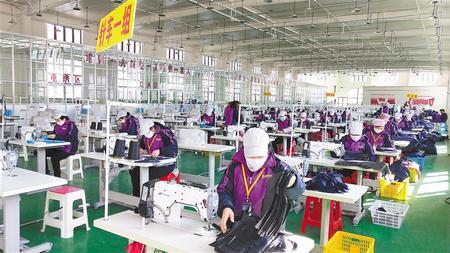 甘南州卓尼县:全面复工抓生产(图)