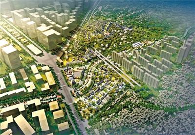 《兰州金天观—洪恩街街区城市设计》方案公示