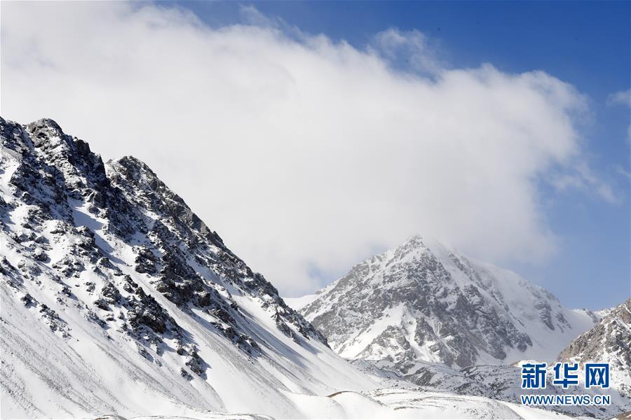(美丽中国)(2)春日巴尔斯雪山