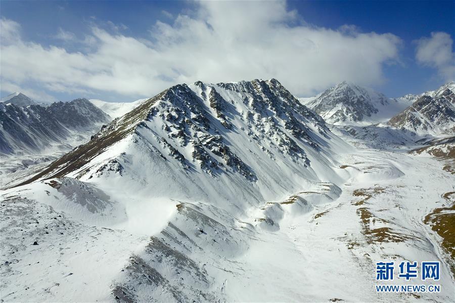 (美丽中国)(3)春日巴尔斯雪山