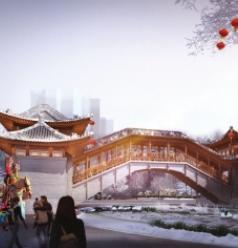 """打造""""城市新客厅"""" 金天观-洪恩街街区城市设计方案公示"""