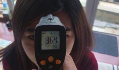 测温枪为何测出惊人温度? 专业人士:医用温枪和工业温枪是有区别的