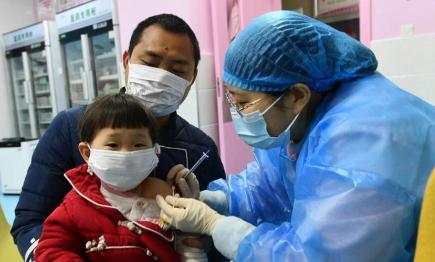 湖北秭归:恢复预防接种疫苗服务