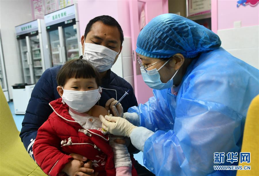#(聚焦疫情防控)(2)湖北秭归:恢复预防接种疫苗服务