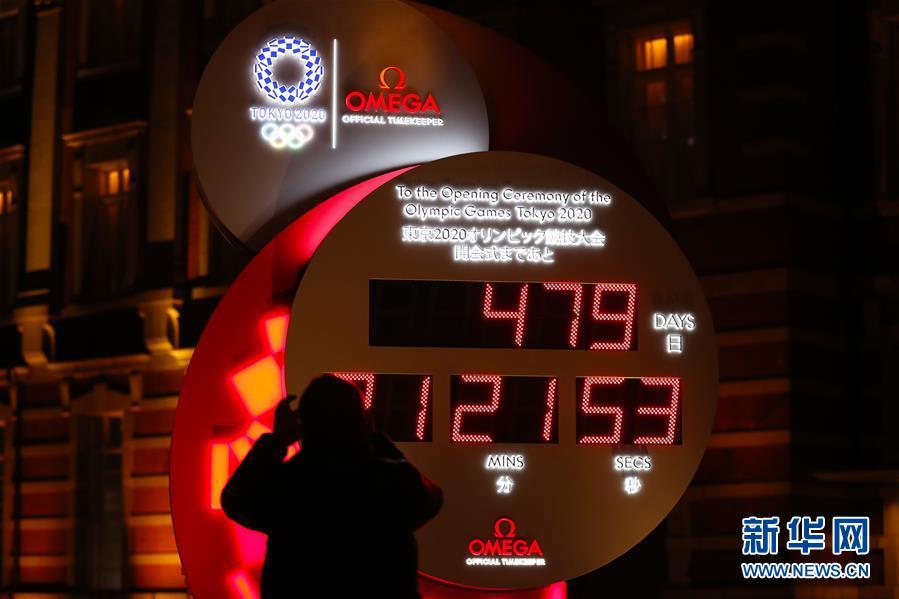 (体育)(2)东京奥运会确认开幕时间:2021年7月23日