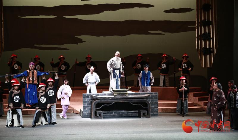 新编秦腔历史剧《许铁堂》入选全国优秀现实题材舞台艺术作品展演
