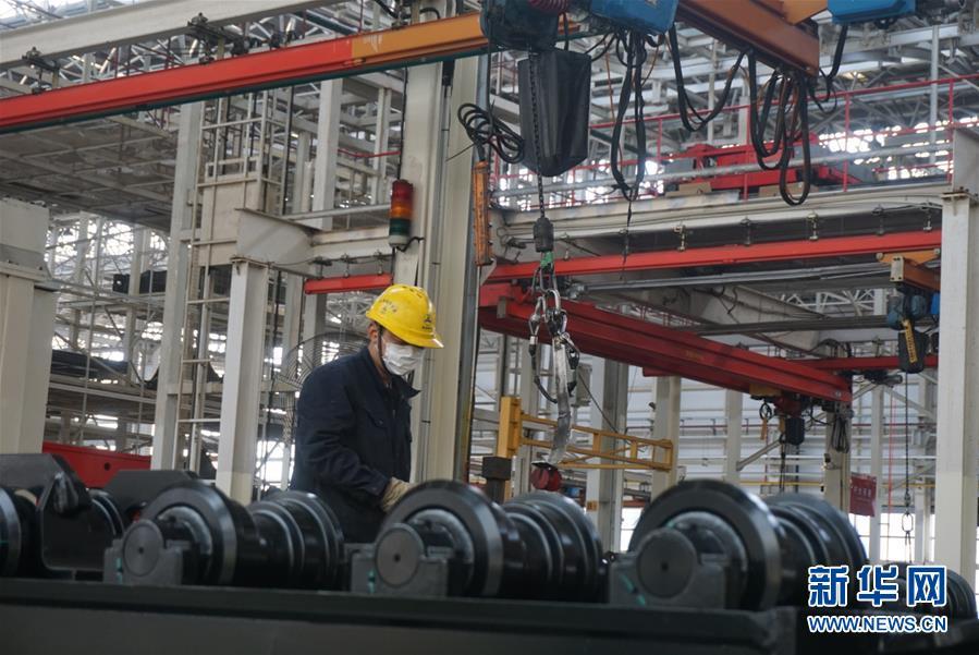 (聚焦复工复产)(1)上海临港:高端装备制造企业有序复工复产