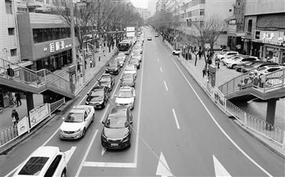兰州恢复限行首日道路整体拥堵指数下降 早高峰在途车辆为16万余辆