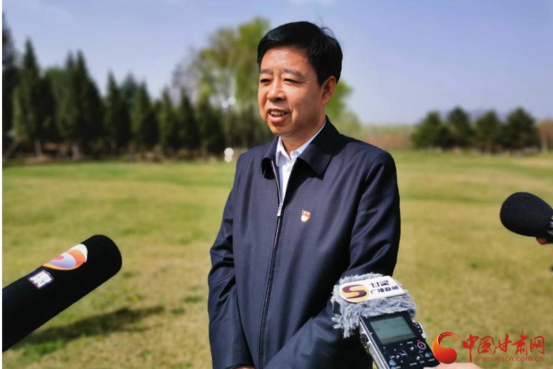"""平凉市长王奋彦:脱贫攻坚举措由""""大水漫灌""""向""""精准滴灌""""转变"""
