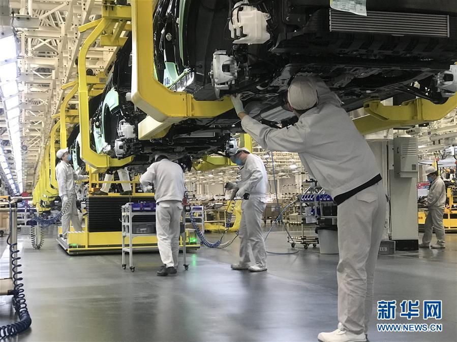(聚焦复工复产·图文互动)(3)从市场中寻找信心——新疆汽车生产企业复工复产一线观察
