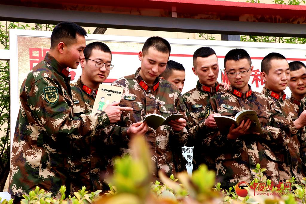 甘肃武警:筑牢强军路上的安全堡垒