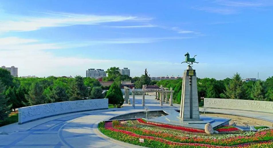 甘肃省最大的文化旅游PPP项目——武威雷台景区文化旅游综合体项目