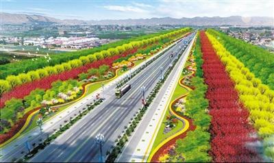 今年共谋划164个重大项目 总投资逾千亿元建设兰州榆中生态创新城