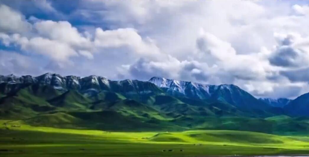陇上有名(四)|天境祁连山