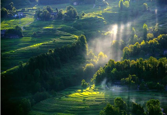 重庆石柱:全力打造全国康养旅游胜地