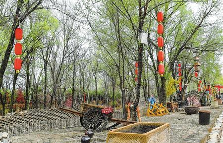定西临洮:美丽乡村 留住乡愁